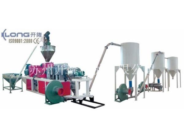 PVC造粒生产线